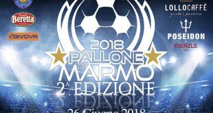 Pallone di Marmo 2018