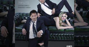 Triplets, arriva Amedeo Ariano con Luca Bulgarelli e Francesca Tandoi