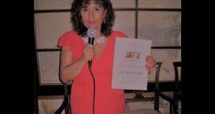 Un premio per Maria Pia Cappello