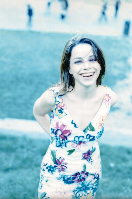 Valeria Rossi. Foto da Ufficio Stampa