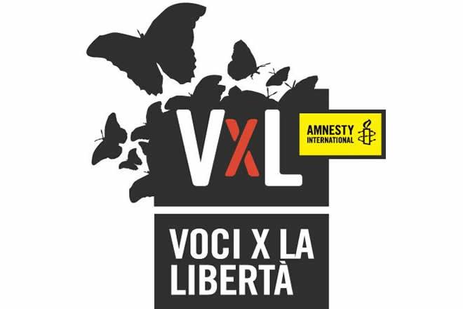 Voci per la libertà 2018