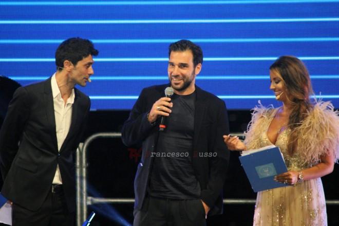 Edoardo Leo sul palco del Premio Nettuno 2018