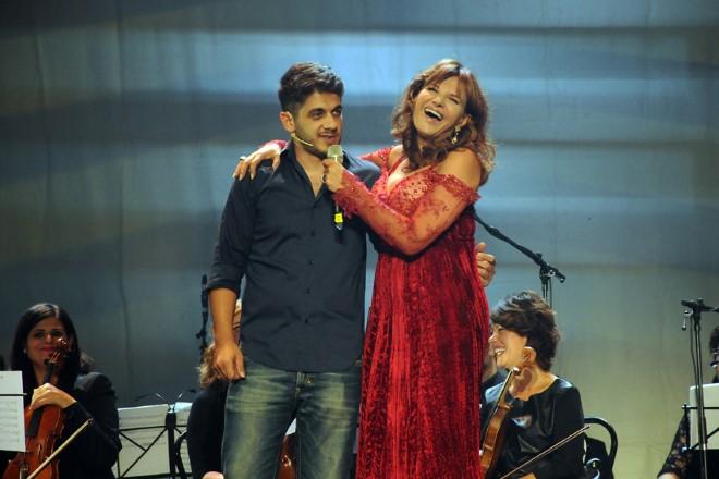 Elena Bonelli e Mirkoeilcane dalla seconda edizione di Dallo Stornello al Rap