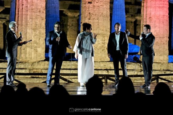 Gran Gala della Danza di Paestum. Foto di Giancarlo Cantone