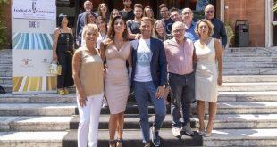 Il gruppo del Festival di Castrocaro 2018. Foto da Ufficio Stampa
