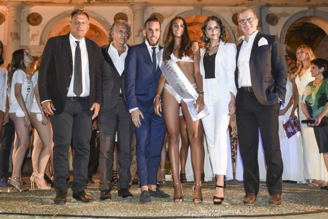 La vincitrice della tappa napoletana di World Top Model 2018