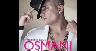 Osmani Garcia - Cover Fenomeno Global. Foto da Facebook