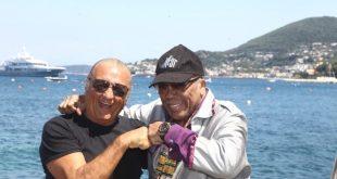 Quincy Jones e Tony Renis ad Ischia Global Film & Music Festival
