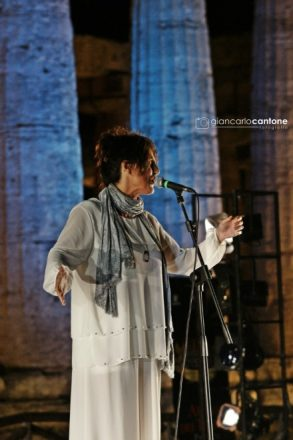 Roberta Faccani. Foto di Giancarlo Cantone