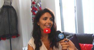"""Serena Rossi intervistata da Francesco Russo per """"La valigia di..."""""""