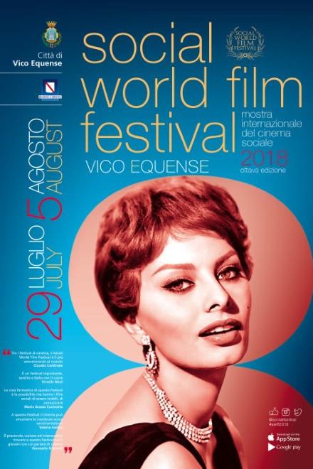 Social World Film Festival 2018 - Locandina