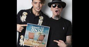 Stash e J-Ax per Come le onde. Foto da Ufficio Stampa.