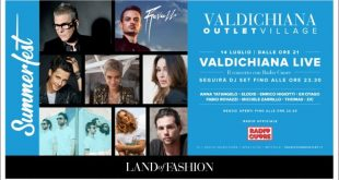 Valdichiana Outlet Village Summerfest 2018