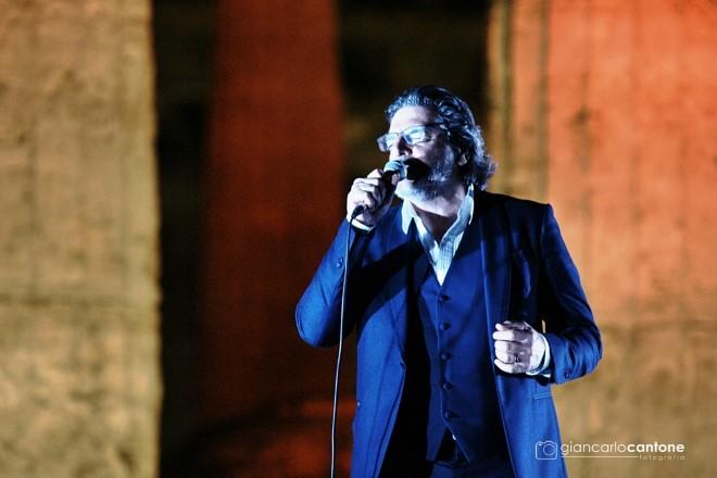 Vittorio Matteucci. Foto di Giancarlo Cantone