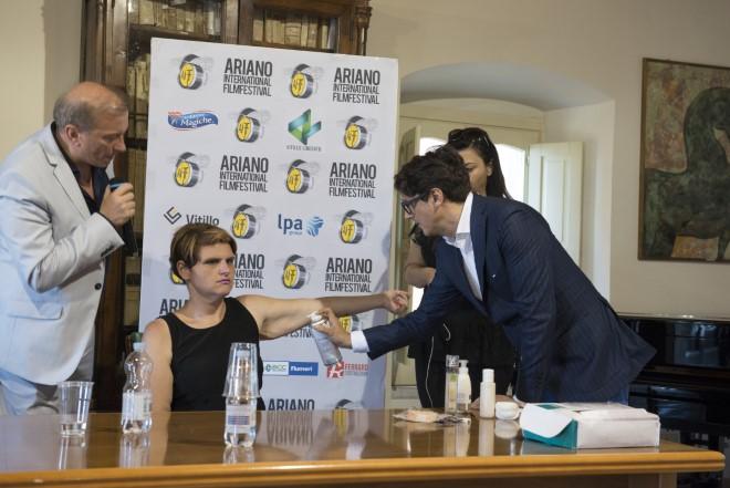 Ariano International Film Festival, i workshop sul backstage con Ciro Florio.