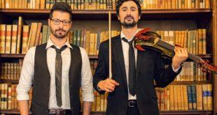 Armonite - Paolo Fosso e Jacopo Bigi. Foto da Ufficio Stampa.