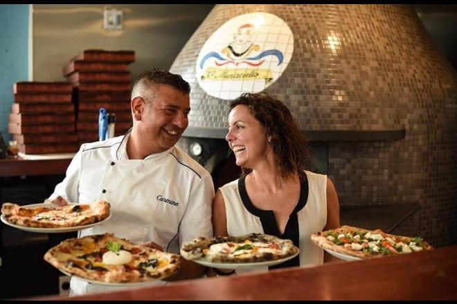 Carmine Candito e Valentina Borgogni. Foto da Ufficio Stampa