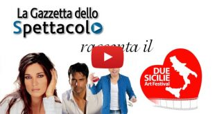 Due Sicilie Art Festival - Video