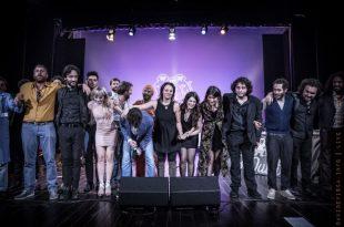 Il cast di Be Quiet Talent Show. Foto di Davide Visca
