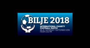 International Charity Football Match 2018