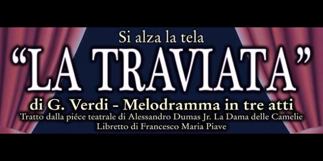 La Traviata in scena a Roma