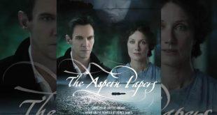 La locandina di The Aspern Papers di Julien Landais. Protagonisti Vanessa Redgrave, Joely Richardson, and Jonathan Rhys Meyers