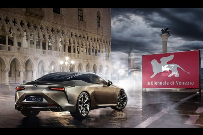 Lexus Opening After party a Venezia 75