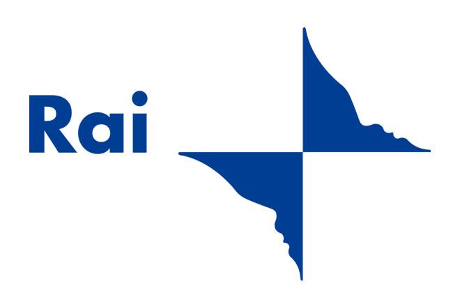 Logo RAI. Fonte Web.