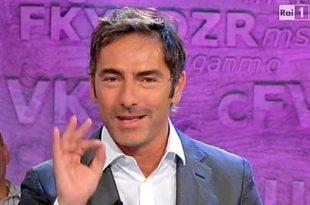 Marco Liorni su Rai 1