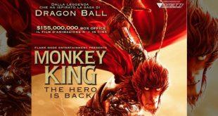 Monkey King - The Hero is back