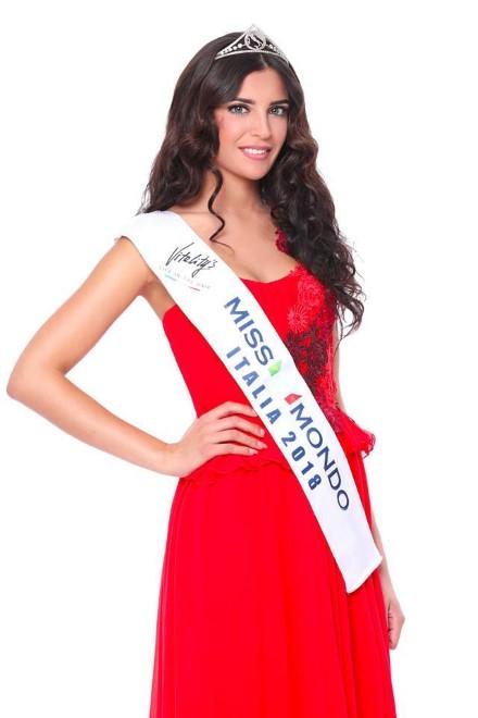 Nunzia Amato, Miss Mondo Italia 2018.