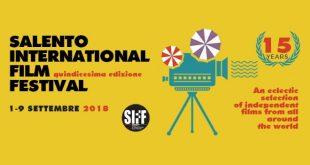 Salento International Film Festival 2018