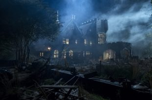 The Haunting of Hill House. Foto di Steve Dietl-Netflix
