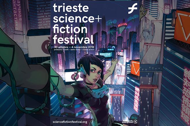Trieste Science Fiction Festival 2018