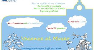 Vacanze al Museo - Galleria Nazionale di Cosenza