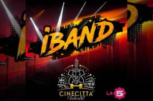 iBand a Cinecittà World