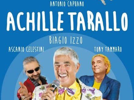 Achille Tarallo: Izzo e Tammaro al cinema