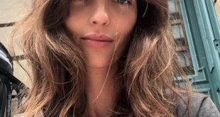 Annabelle Belmondo a New York. Foto da Instagram