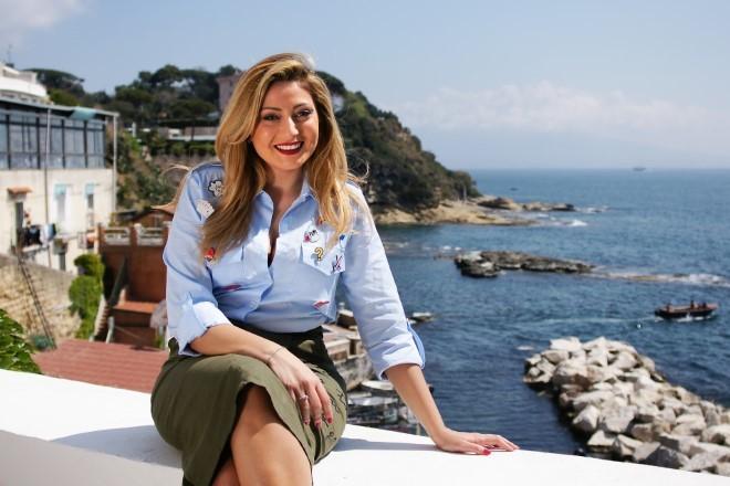 Emiliana Cantone. Foto di Giancarlo Cantone.