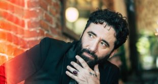 Federico Zampaglione dei Tiromancino. Foto di Stefania Rosin.
