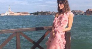 Gabriella Pession a Venezia75. Foto da Ufficio Stampa.