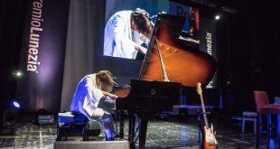 Gianna Nannini al Premio Lunezia. Foto di Fabrizio Evangelisti.