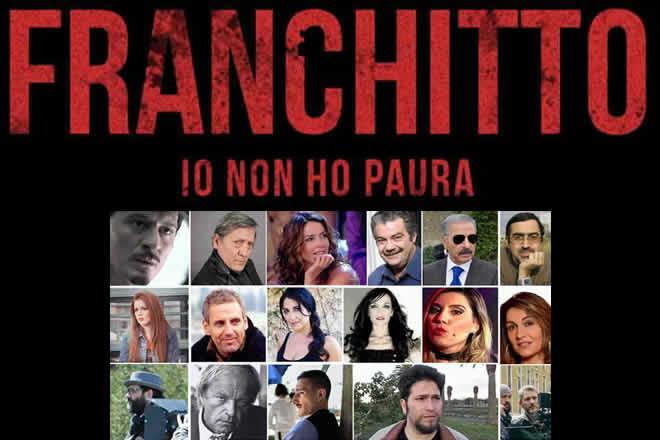 Il cast di Franchitto