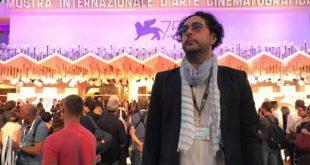 James La Motta, regista di Stendhal a Venezia. Foto da Facebook.