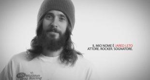 Jared Leto ambasciatore del rock