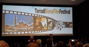 La premiazione al Terra di Siena Film Festival