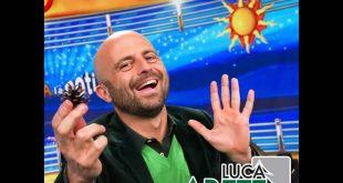 Luca Abete. Foto da Facebook