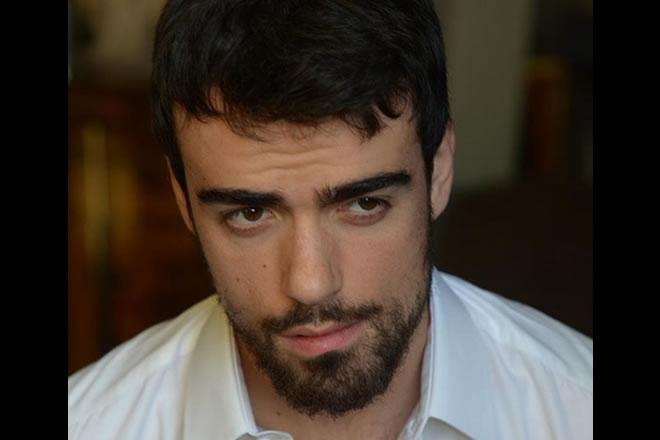 Luca Cesa, protagonista di La Valigetta. Foto da Ufficio Stampa