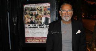 Mario Salieri, presenta Il Cilindro