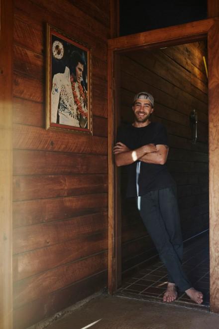 Matt Corby. Foto da Ufficio Stampa